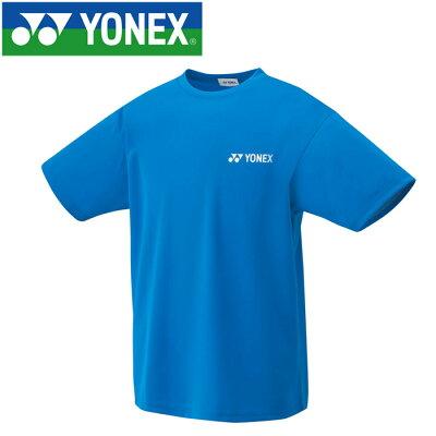 ヨネックス YONEX テニスウェア ユニセックス ユニドライTシャツ 16400-506 2018SS