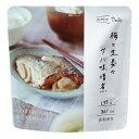 杉田エース IZAMESHI 梅と生姜のサバ味噌煮 135g