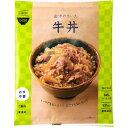 イザメシDON 出汁のきいた牛丼(365g)