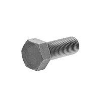鉄/三価ステンコート 六角ボルト 細目・全ねじ M10×80 ピッチ=1.25