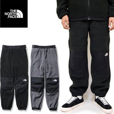 ノースフェイス THE NORTH FACE メンズ デナリスリップオンパンツ Denali Slip-on pants ブラック 161 NB81956 K