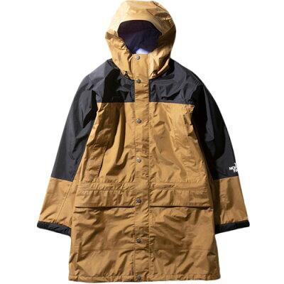 ノースフェイス THE NORTH FACE メンズ マウンテンレインテックスコート Mountain Raintex Coat ブリティッシュカーキ NP11940 BK