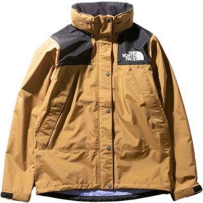 ノースフェイス THE NORTH FACE レディース マウンテンレインテックスジャケット Mountain Raintex Jacket ブリティッシュカーキ NPW11935 BK