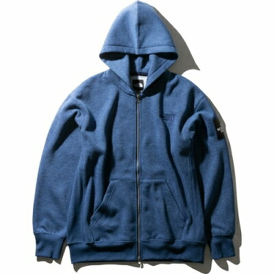 THE NORTH FACE スクエア ロゴ フルジップ SQUARE LOGO FULLZIP NT61836 メンズ