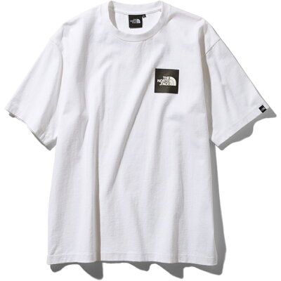 THE NORTH FACE NT81930 S/S SQUARE LOGO TEE