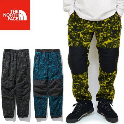 ノースフェイス THE NORTH FACE メンズ レディース 94レイジクラシックフリースパンツ 94 RAGE Classic Fleece pants レオパードイエロー NB81961 LY