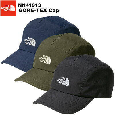 THE NORTH FACE GORE-TEX Cap ブラック NN41913 K