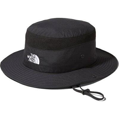 ノースフェイス THE NORTH FACE メンズ レディース ブリマーハット BRIMMER HAT ブラック NN02032 K