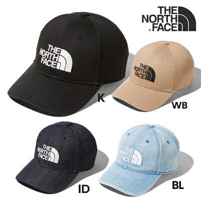 ノースフェイス THE NORTH FACE TNFロゴキャップ TNF Logo Cap フリーサイズ ツイルベージュ NN02044 WB