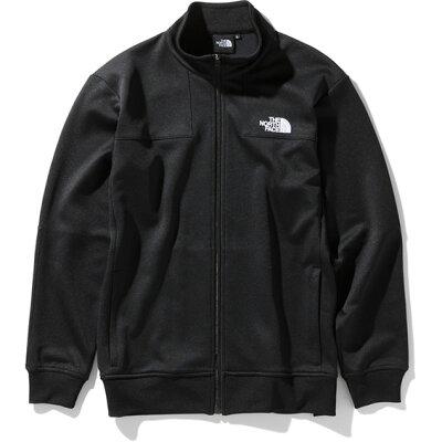 ノースフェイス THE NORTH FACE メンズ ジャージジャケット Jersey Jacket ブラック NT12050 K