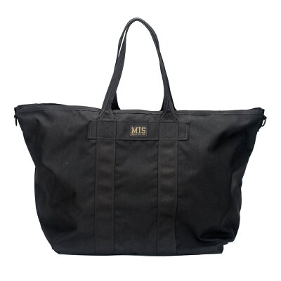 MIS エムアイエス MIS-1008 CORDURA NYLON MADE IN USA - BLACK