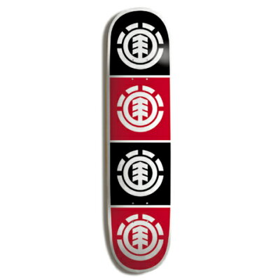 エレメント ELEMENT メンズ レディース スケートボード デッキ スポーツ用具 AH027039