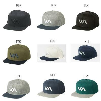 ルーカ RVCA VA スナップバック 2 SNAPBACK II キャップ 帽子 AI041909