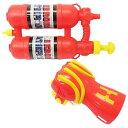 水鉄砲 おもちゃ ヒーローズ ウォーターガン アーム&タンク ユニック