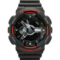 CASIO 腕時計 G-SHOCK GA-110HR-1ADR