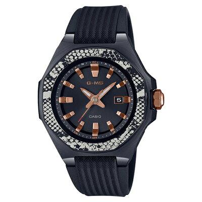 カシオ ソーラー電波腕時計 BABY-G G-MS WILDLIFE PROMISING コラボレーションモデル ブラック MSG-W350WLP-1AJR