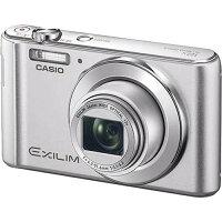 カシオ デジタルカメラ エクシリム EX-ZS260SR シルバー(1台)