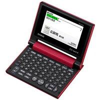 カシオ 電子辞書 エクスワード XD-C400RD レッド(1コ)