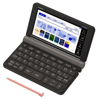 カシオ 電子辞書 エクスワード XD-SR9800 ブラック(1台)