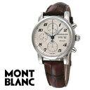 モンブラン Montblanc スター 〔シルバー メンズ〕 106466 腕時計