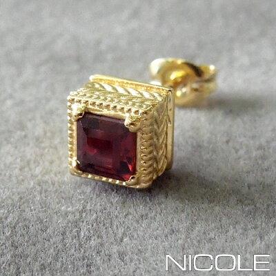 ニコル NICOLE NICOLE ピアス NC-LG254GG