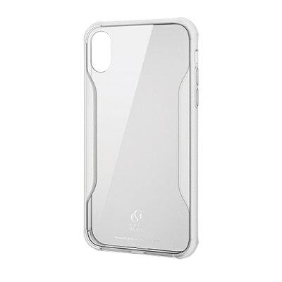ELECOM iPhone XR ハイブリッドケース PM-A18CHVCG2CR