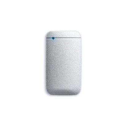 ELECOM USB Type-Cケーブル付き外付けポータブルSSD ESD-EF0500GSV