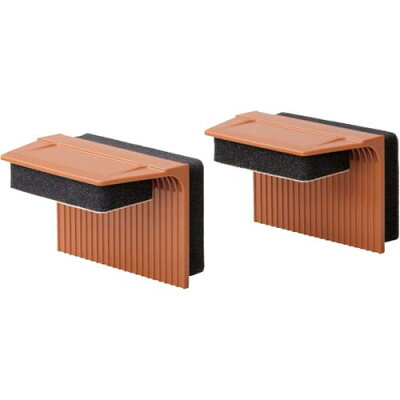 エレコム 耐震ダンパー 家具転倒防止器具(2個入)