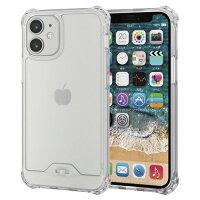 エレコム iPhone12 mini ケース カバー ゼロショック ZEROSHOCK PM-A20AZEROT2CR(1個)