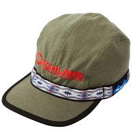 KAVU カブー  EmbroideryStrapCap/COGHLANS/Olive/L 19810756帽子