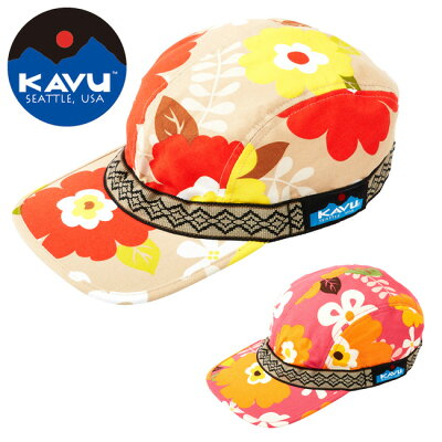 KAVU/カブー キャップ 8843 Strap Cap 8843ストラップキャップ 19820849  帽子