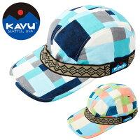KAVU/カブー キャップ Check Strap Cap チェックストラップキャップ 19820851  帽子