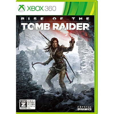 Rise of the Tomb Raider/XB360/PD700023/【CEROレーティング「Z」(18歳以上のみ対象)】