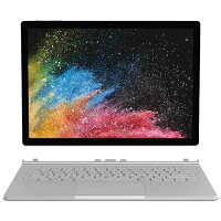 Microsoft マイクロソフト Surface Book 2 13.5型タッチ対応ノートPC Win10 Pro・Core i7・16GB・SSD 1TB・Office付き シルバー HNN-00012