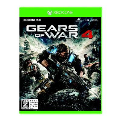 マイクロソフト Gears of War 4