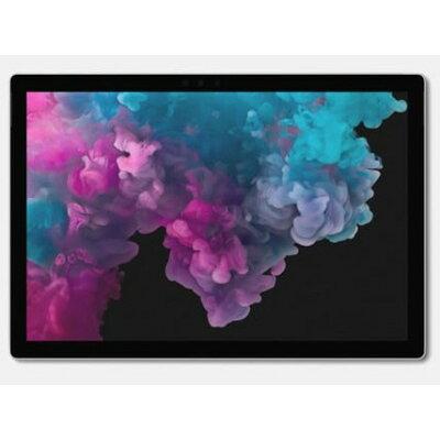 マイクロソフト Microsoft KJT-00027 Windowsタブレット Surface Pro 6(サーフェスプロ6) シルバー 12.3型 /intel Core i5 /SSD:256GB /メモリ:8GB /2019年1月モデル