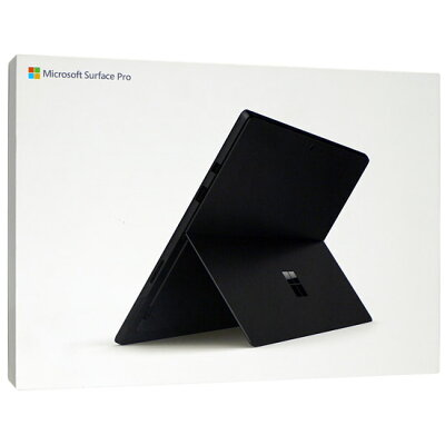 マイクロソフト Microsoft KJT-00028 Windowsタブレット Surface Pro 6(サーフェスプロ6) ブラック 12.3型 /intel Core i5 /SSD:256GB /メモリ:8GB /2019年1月モデル