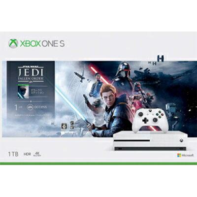 Microsoft Xbox One S 1TB(STAR WARS ジェダイ フォールン・オーダー デラックスエディション