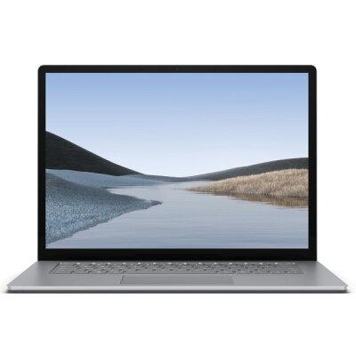Microsoft SurfaceLaptop3 15.0型 プラチナ VFL-00018