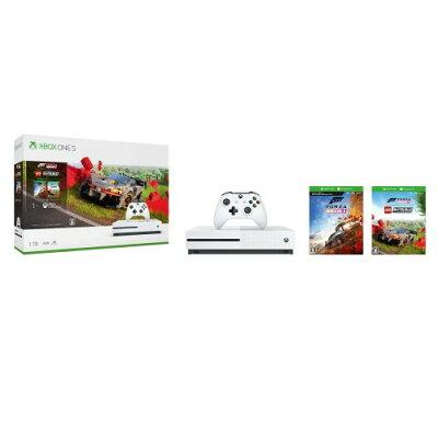 Xbox One S 1TB(Forza Horizon 4 / Forza Horizon 4 LEGO Speed Champions同梱版)/XBO/234-01136/B 12才以上対象