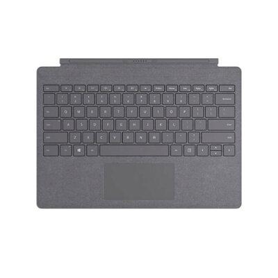 マイクロソフト Surface Pro タイプ カバー プラチナ 日本語配列 FFP-00159