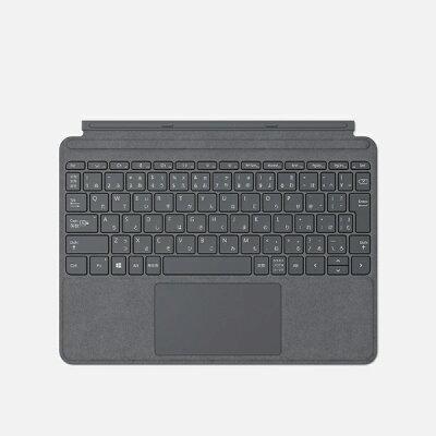 マイクロソフト Microsoft Surfaceタイプカバー プラチナ/2020年 KCS-00144 サーフェスgo カバー 純正 キーボード