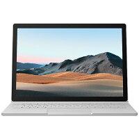 マイクロソフト Microsoft Surface Book3 13.5型/SSD 256GB/メモリ 16GB/Intel core i7/プラチナ/2020年 SKW-00018ノートパソコン 13.5インチ office付き windows10