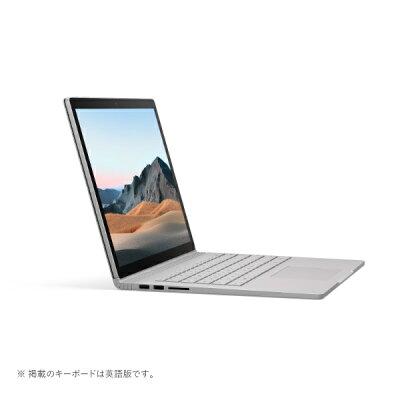 Microsoft マイクロソフト Surface Book 3 Core i7・13インチ・メモリ 32GB・SSD 1TB・GPU SLS00018