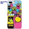 ドレスマ iPhone 7 Plus iphone7plus アイフォン セブン プラス 用シェルカバー かじりモンスター KAJIMON カジモン ドレスマ IP7P-08KJ018