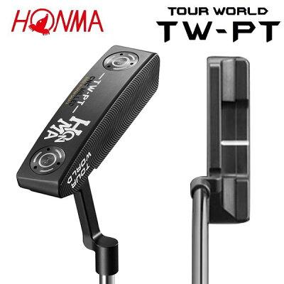 ホンマ HONMA ツアーワールドパター パター HP-D7N 0175530116 0000