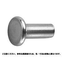 SUS316Lウスヒラリベット 材質 SUS316L 規格 4.5X8 入数 1000