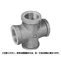 クロス バンドツキ CR 表面処理 ドブ 溶融亜鉛鍍金 高耐食 規格 80A 入数 1