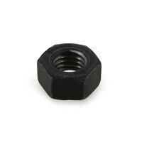 鉄 SCM435 /生地 六角ナット 2種 M24