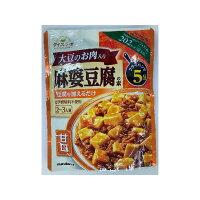 マルコメ ダイズラボ 麻婆豆腐の素 甘口 5入
